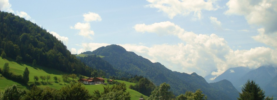 Enjoy magnificient holidays in the Alps...