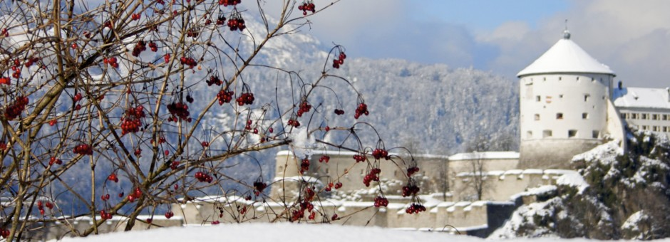 Discover the Winter Wonderland in the Austrian Alps...