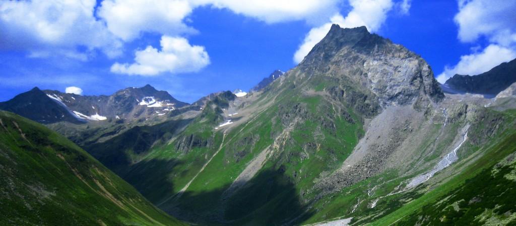 Tour of Austria - Pitztal