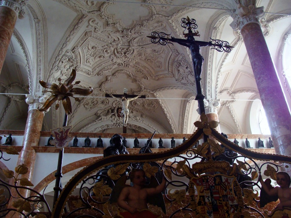 May in Austria - Innsbruck - Hofkirche