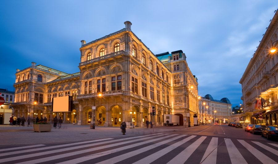 May in Austria - Vienna - Opera