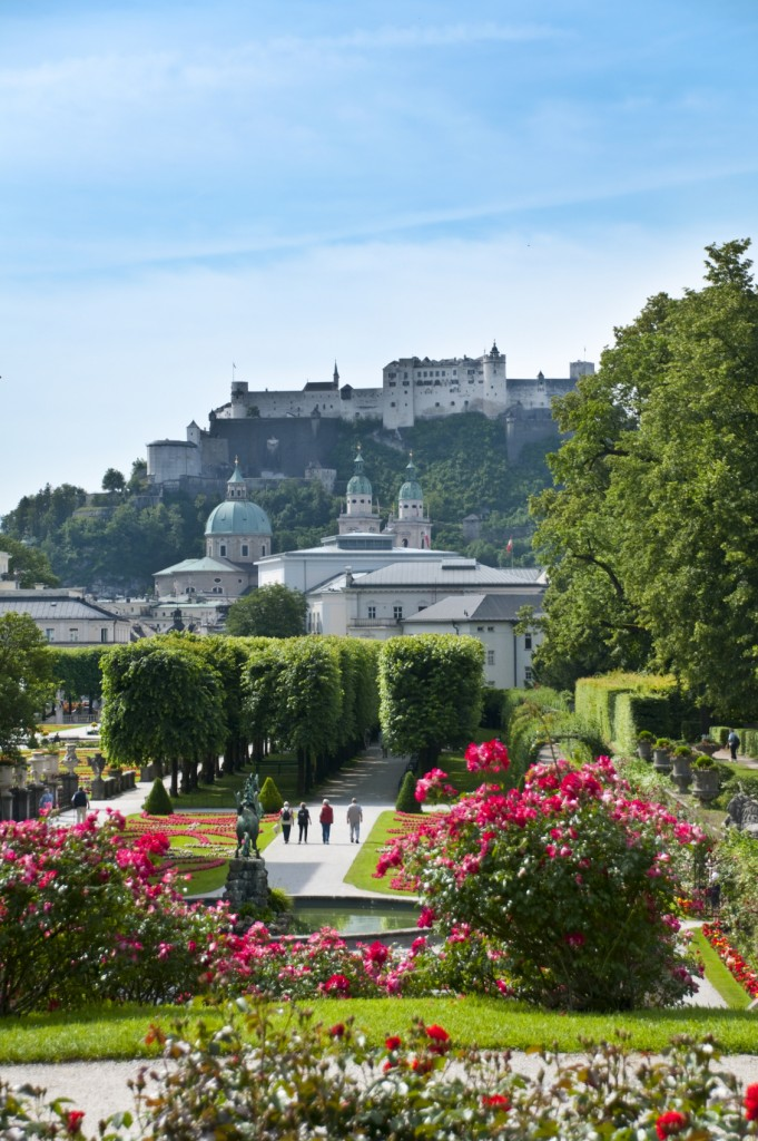 May in Austria - Salzburg - Day