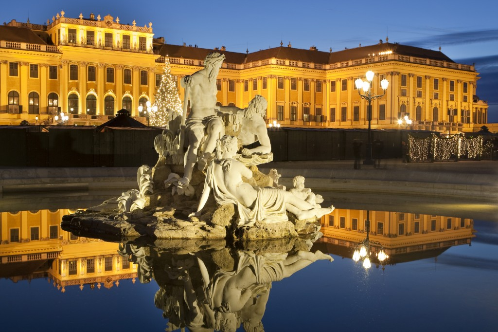 Learn German in Austria - Vienna - Schoenbrunn