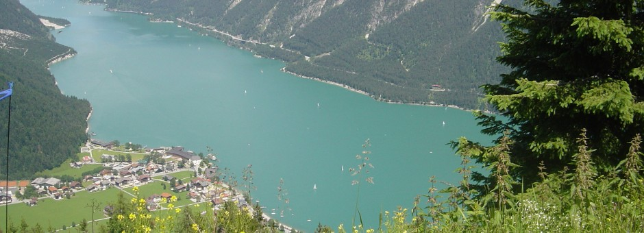 Scenic Lakes offer a variety of sport activities...