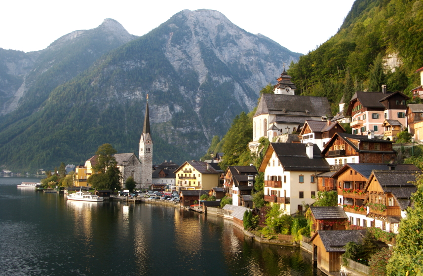 Holiday to Austria - Organized Tours - Hallstatt