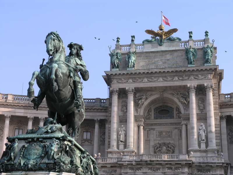 Vienna - Heldenplatz