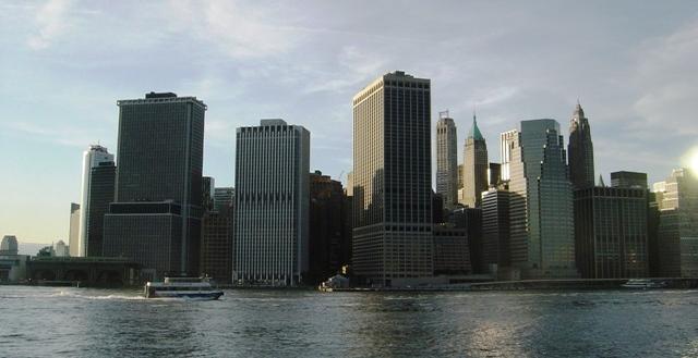 New York English Young Adult Program - City Skyline